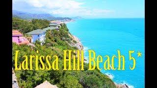 Larissa Hill Beach 5 Turkey 2019 Alanya Аланья