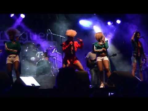 TENCE MENA /// SOA'G + A FOND VITESSE LIVE @ LA REUNION