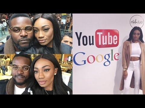VLOG | ELLO BAE! (Hanging With FALZTHEBAHDGUY) & YOUTUBE BEAUTY DAY