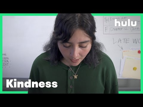 Mental Health PSA: Kindness • Hulu x Film2Future thumbnail