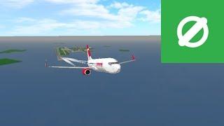 PREMIUM ECONOMY | LeMonde Airlines - B738 | ROBLOX