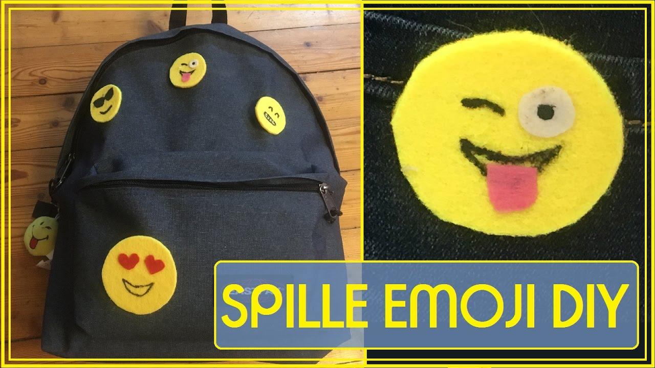 Risultati immagini per emoji spille