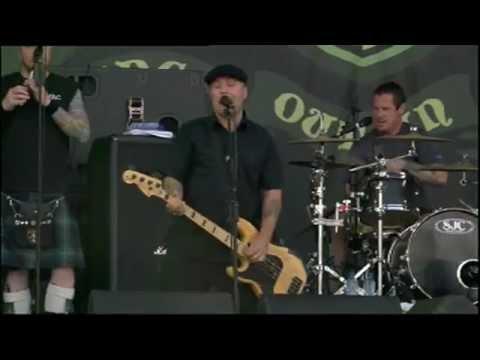 Dropkick Murphys - Live @ Rock Werchter 2012 Belgium Full