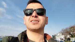 QİZ QALASİ YUQOLİB QOLİBDİ NEGADUR(Turkiyani tuman qopladi vlog)