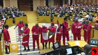Dancing_Julius_Malema_And_EFF_Sworn_In_6th_Parliament