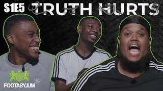 YUNG FILLY SENDS TO ALL, CHUNKZ WALKS AROUND NAKED | TRUTH HURTS EPISODE 5