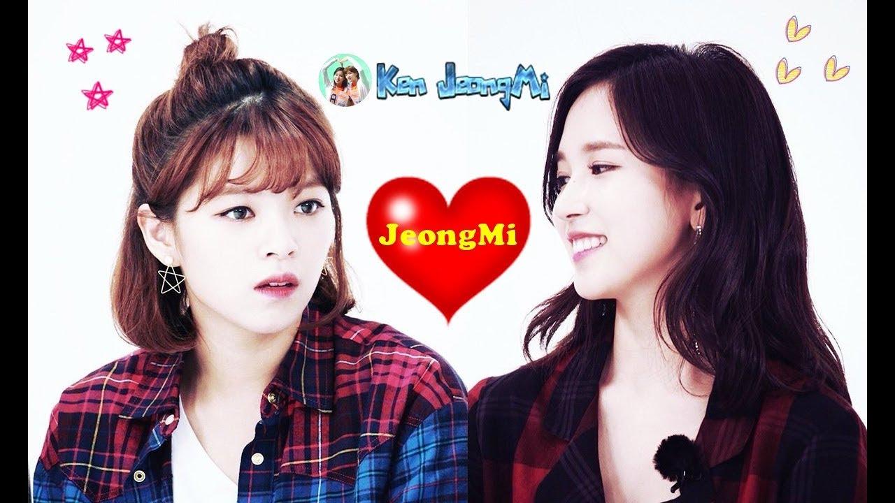 [FMV] Jeongyeon x Mina TWICE (JeongMi couple) - Right People At The Right Time !!!