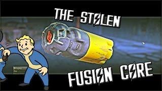 Fallout 4 спиженный ядерный блок the stolen fusion core