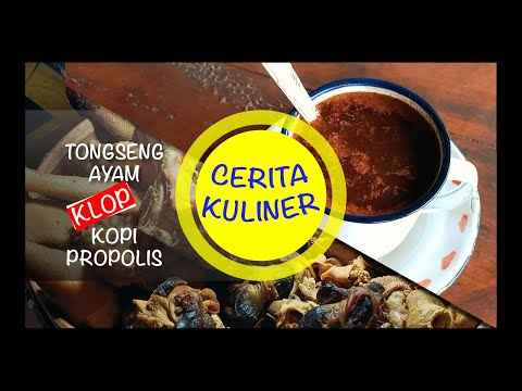Tongseng Ayam Kopi Propolis Mbah Kaji Jaya