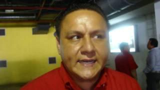 Hoy se registra Cesar Torrecilla Ramos en el PRI de Córdoba.