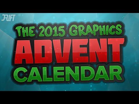 2015 GRAPHICS ADVENT