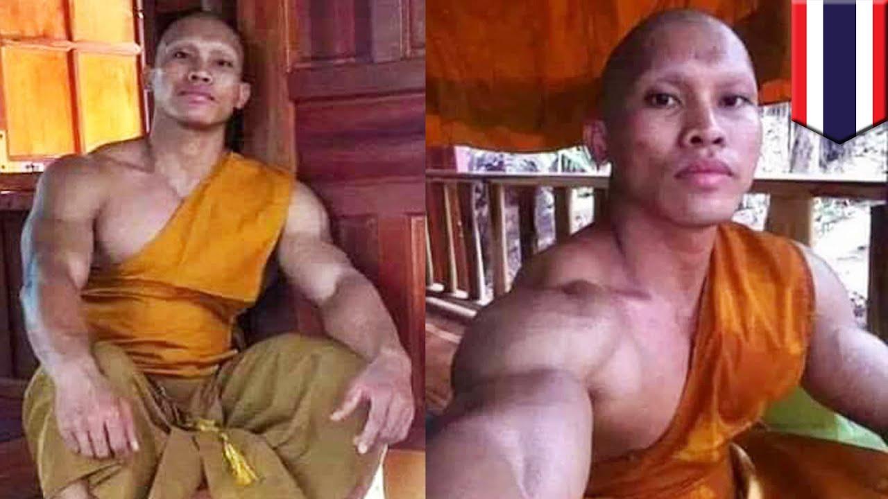 Biksu Tapi Kok Berotot Binaragawan TomoNews