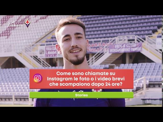 Quanto ne sanno i giocatori dell'#ACF Fiorentina dei social e del web? – stag 2019/2020
