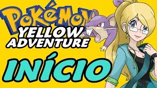 Pokémon Adventures: Yellow Chapter (Hack Rom) - O Início