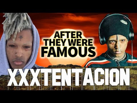 XXXTentacion - AFTER They Were Famous - Quits Music / Ski Mask Fall Out