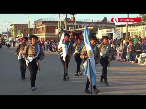 LIBERTADOR / Desfile en homenaje a José de San Martín