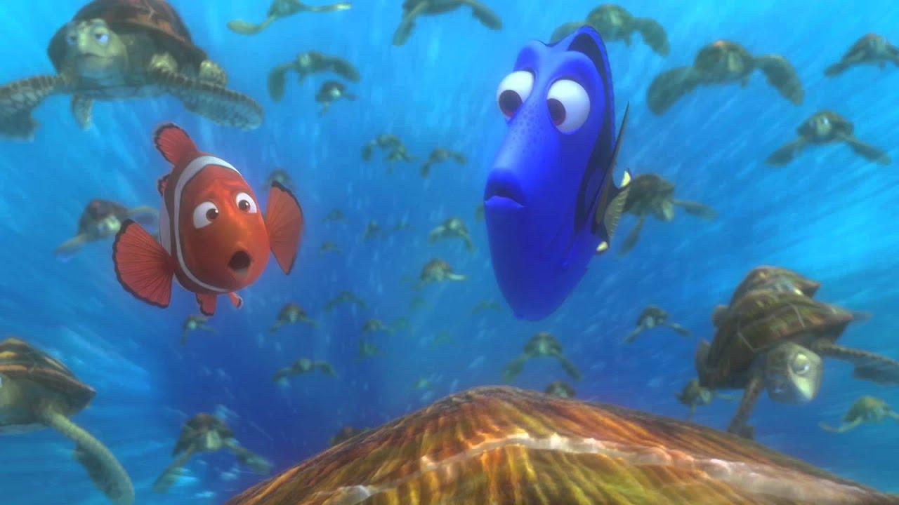 Le Monde de Nemo 3D - Extrait - Par ici la sortie ! VF - Le 16 ...