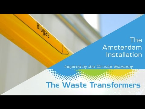 The Waste Transformers creates another small-scale circular economy in Amsterdam