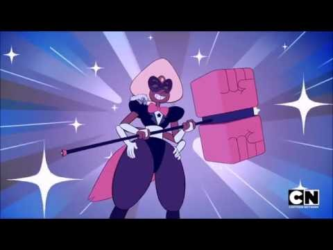 Steven Universe - Sardonyx and Steven vs The Rubies (Clip) Back to the Moon