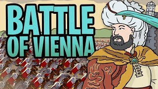 How did the Ottomans Lose the Battle of Vienna? (1683) | Animated History