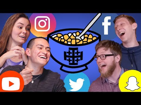 Authentic Faith in an Online World | Catholics Discuss Social Media (feat. The Crunch)