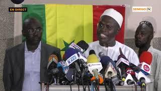 "Khalif Sall: ""naniou libéré niit gni si nioune homme politique yi ndah ..."""