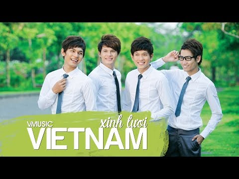 Xinh Tươi Việt Nam - V.Music (Official MV)