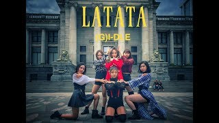 Baixar [KPOP IN PUBLIC CHALLENGE] (G)I-DLE ((여자)아이들) - LATATA (라타타) DANCE COVER by FDS (vancouver)