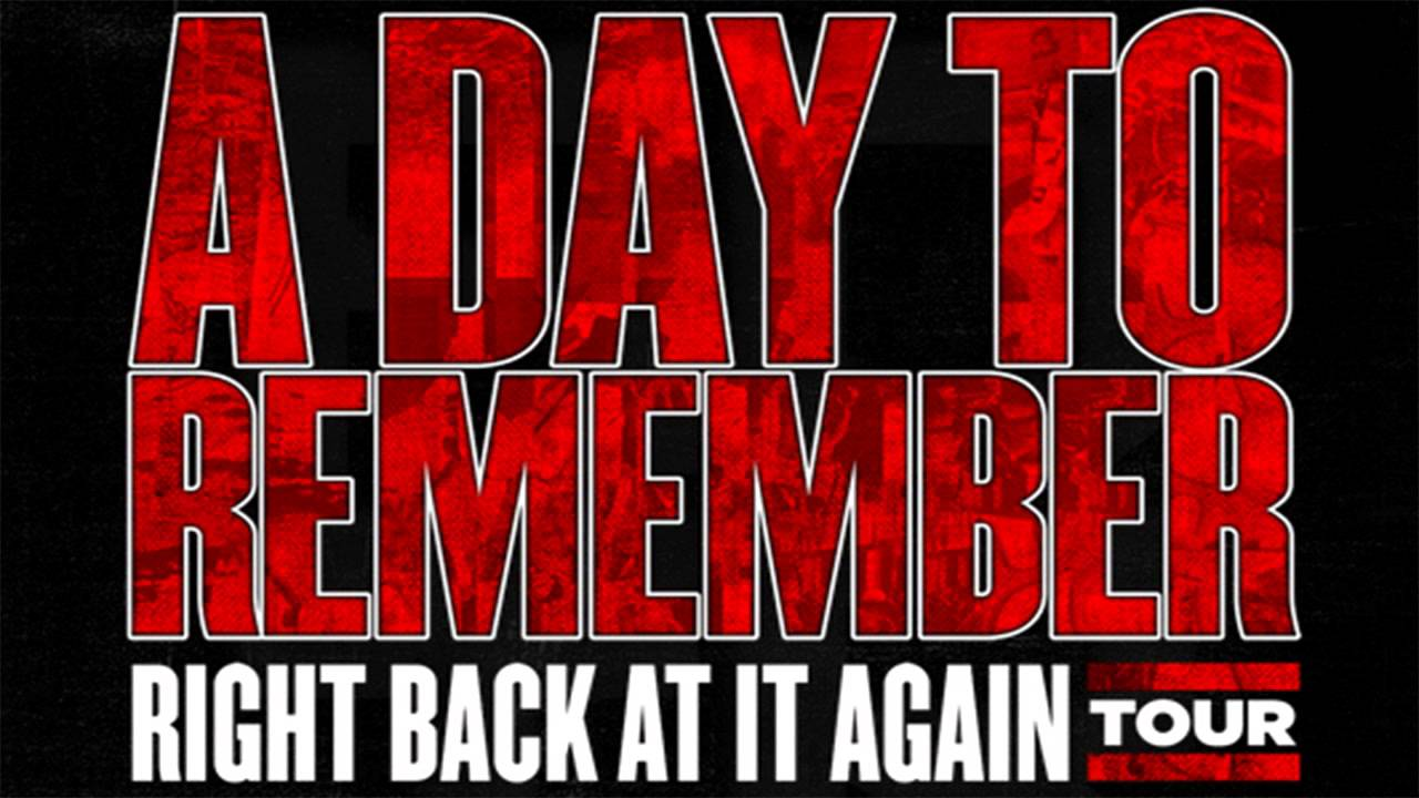 A Day To Remember Right Back at it Again New Song!)(Free ... A Day To Remember Right Back At It Again