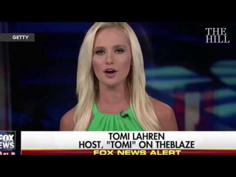 Tomi Lahren suspended at The Blaze