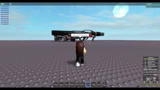 Roblox - PBW: Testing #2