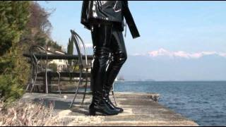 Black Patent Crotch Thigh High Boots.mp4 Thumbnail