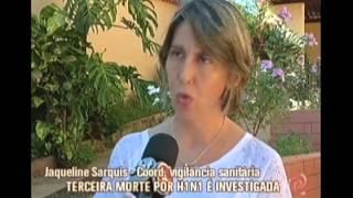 Casos de gripe H1N1 são investigados em Minas Gerais
