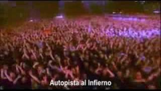 AC/DC - Highway to Hell (Subtítulos en español)