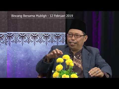Mewawancarai Mubaligh Ahmadiyah Mln. Yayan  Mulyana Bincang Bersama Mubligh   12 Februari 2019