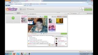 Посидели в vichatter (Видео чат) :D