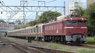 【最後の出場配給】E231系旧ミツB31編成(新ケヨMU19編成)AT出場【武蔵野線へ転属】