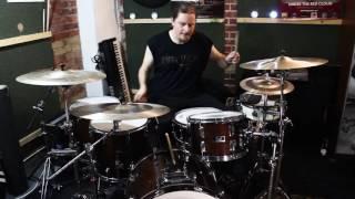Improv drum solo 2016