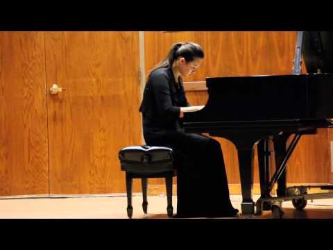 Dora's graduate recital