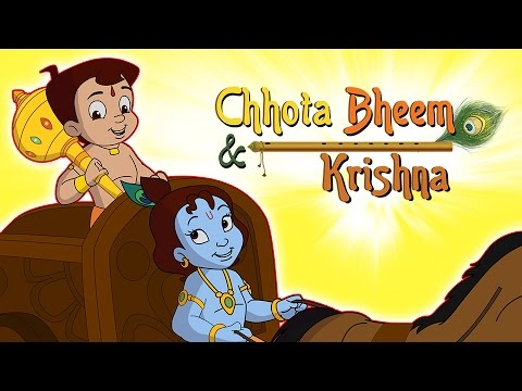 Thumbnail: Chhota Bheem and Krishna Back in Action - Part II