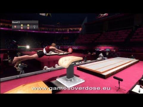 Men's Vault | London 2012:The Olympic Games | XBOX 360 | Hard