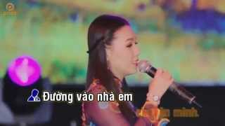 karaoke (beat) Căn Nhà Dĩ Vãng _ Lưu Ánh Loan - Đặng Trí trung