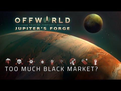 Too Much Black Market? Ranked FFA: Offworld Trading Company