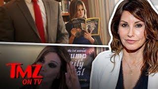 Скачать Melania Trump Impersonation Is Spot On TMZ TV