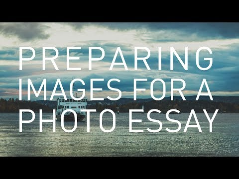preparing-a-sequence-of-images-for-a-photo-essay