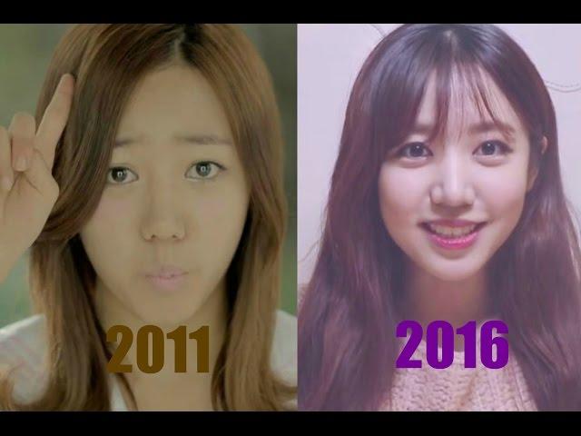 The Evolution Of Apink 에이 핑크 ( 2011 - 2016 )