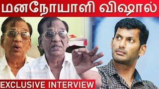 Vishal is a mental - Producer K Rajan Angry Interview   Nadigar sangam election 2019   Wetalkiess