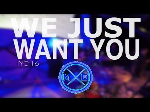 We Just Want You // William McDowell // IYC'16