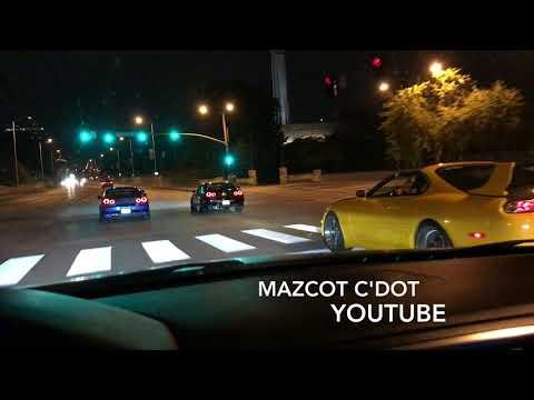 Two Nissan GT-R34 & MK4 Turbo Supra Rollin! Skyline GTR vs Turbo Supra Exhaust! #TheStreetsIsHawt