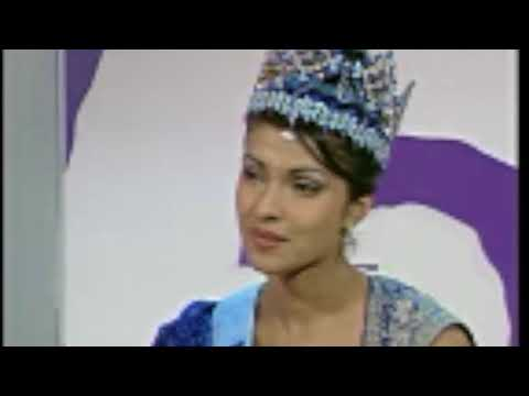 Priyanka Chopra | Miss World Interview